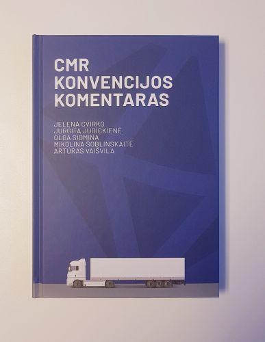CMR Komentaras