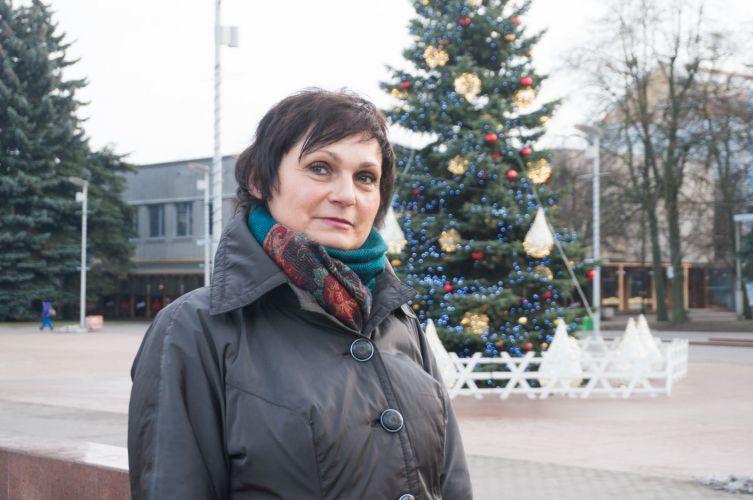 Irena Cepurniene 2014 12 10